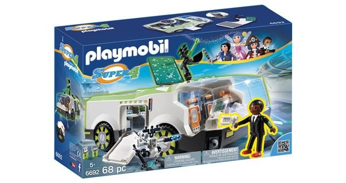 ����������� Playmobil �����4: ����� �������� � ������