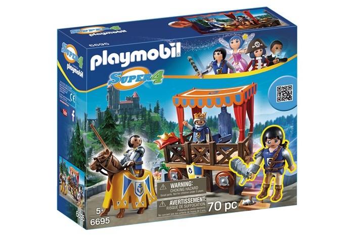 ����������� Playmobil �����4: ����������� ������� � �������