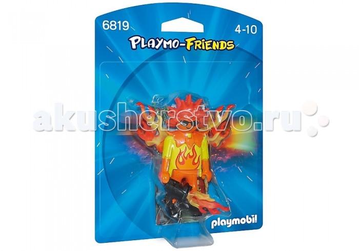 Конструктор Playmobil Друзья: Человек-пламя