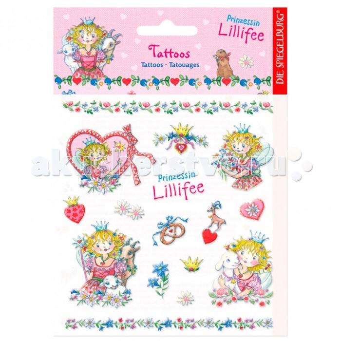 Spiegelburg Тату Prinzessin Lillifee 21553