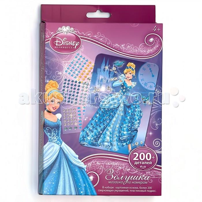 Чудо-творчество Мозаика сингл Disney Princess Золушка