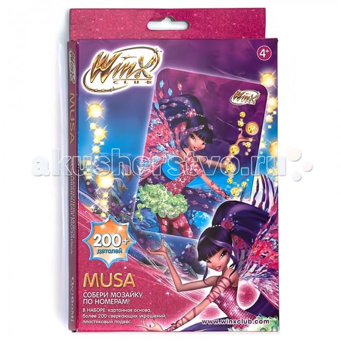 Чудо-творчество Мозаика сингл Winx Муза