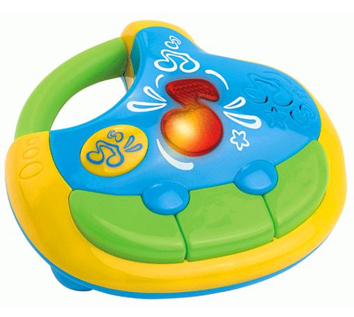 Музыкальные игрушки Happy Kid Пианино