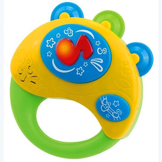 Музыкальные игрушки Happy Kid Тамбурин
