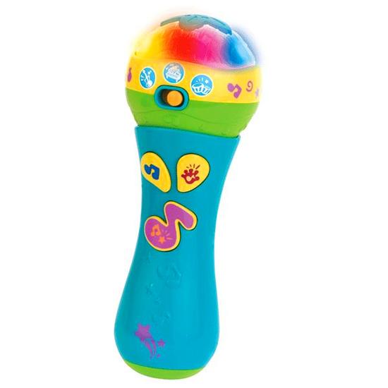 Музыкальные игрушки Happy Kid Микрофон