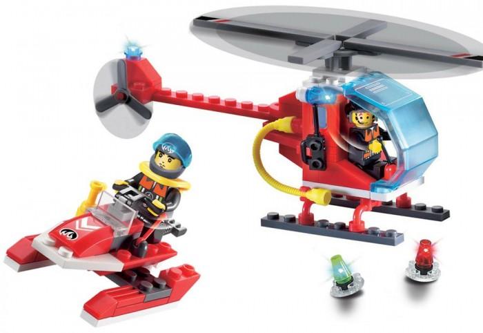 ����������� Enlighten Brick Fire Rescue 902 (111 ���������)