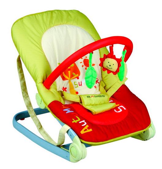 Кресла-качалки, шезлонги Babies Шезлонг R-1C