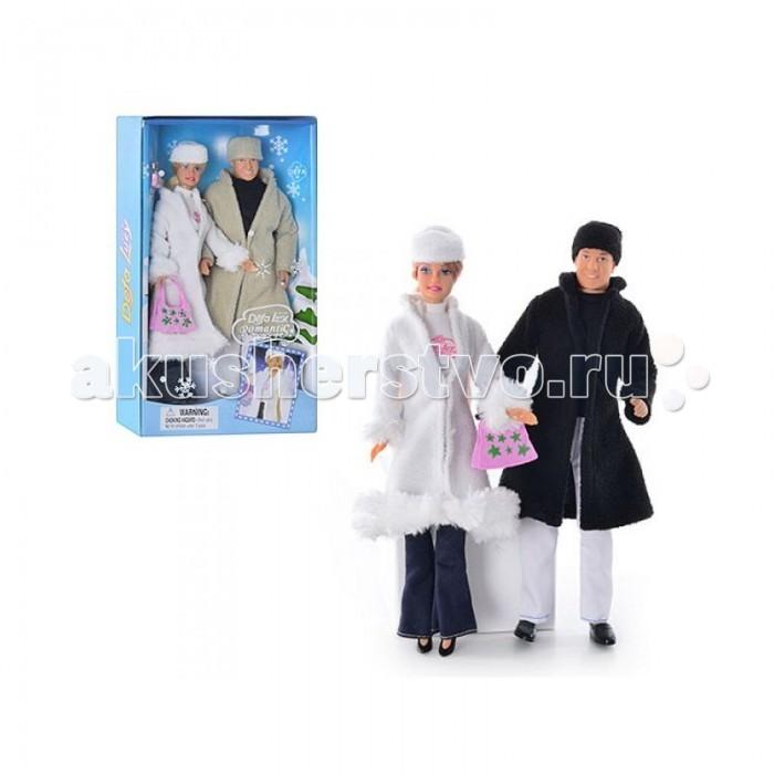 Defa Кукла Люси и Кен-романтичная зима 20989Кукла Люси и Кен-романтичная зима 20989Defa Кукла Люси и Кен-романтичная зима 20989. Влюбленная пара Defa Люси и Кен обязательно понравится каждой девочки. Любящая друг друга пара, они прекрасно, красиво и стильно смотрятся вместе.   Каждая девочка захочет играть с такими красивыми куклами.   Этот набор будет прекрасным выбором как на новый год, так и в другое время года!  Внимание! Цвета аксессуаров могут отличаться от представленных на сайте!<br>