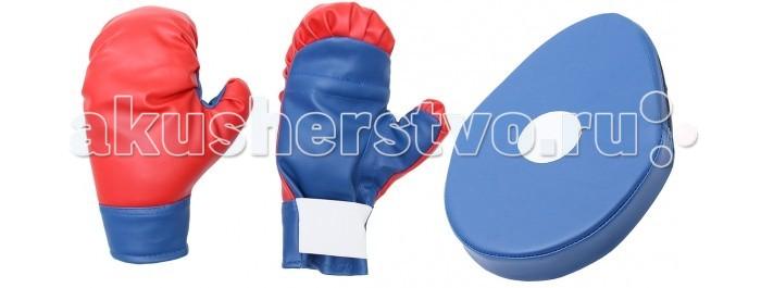 Absolute Champion Набор детский игровой Abch Классик Стандарт № 5 (перчатки, лапа, упаковка)