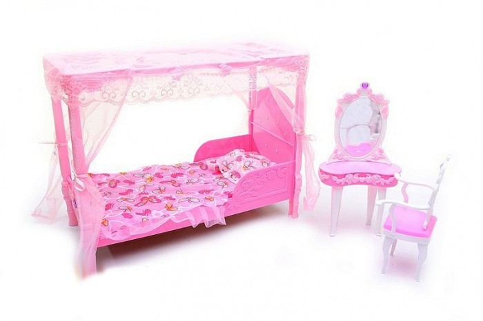 Gloria Набор мебели для кукол Спальня 2614