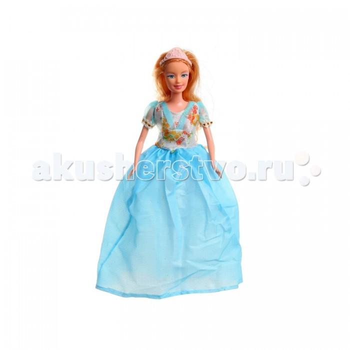 Jinni Кукла 83086Кукла 83086Jinni Кукла 83086. Каждая девочка любит слушать сказки про принцесс и волшебниц! Кукла Принцесса очень понравится вашей малышки! Кукла одета в красивое пышное платье.   В наборе имеются аксессуары для куклы.   Порадуйте Вашего ребенка отличным набором.<br>