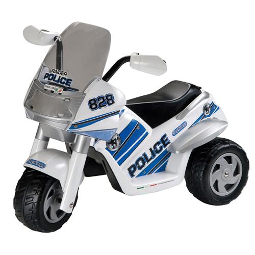 Электромобиль Peg-perego Raider Police