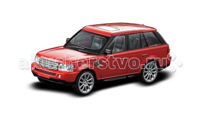 Rastar Машина Мателл 1:43 Range Rover Sport