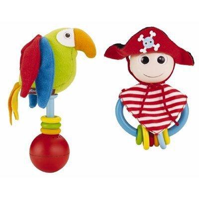Погремушки Yookidoo Веселый пират