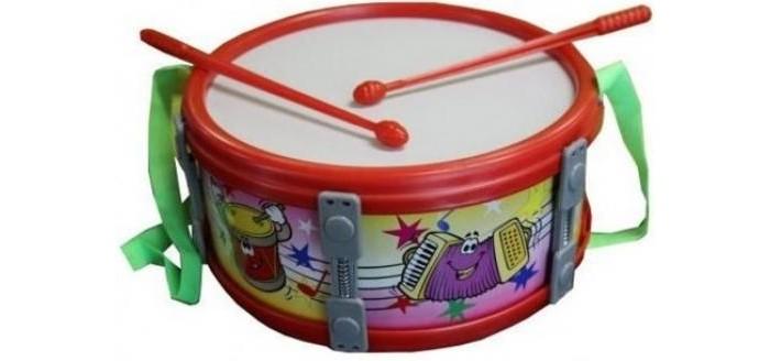 Музыкальная игрушка Marek Барабан малый 17 см