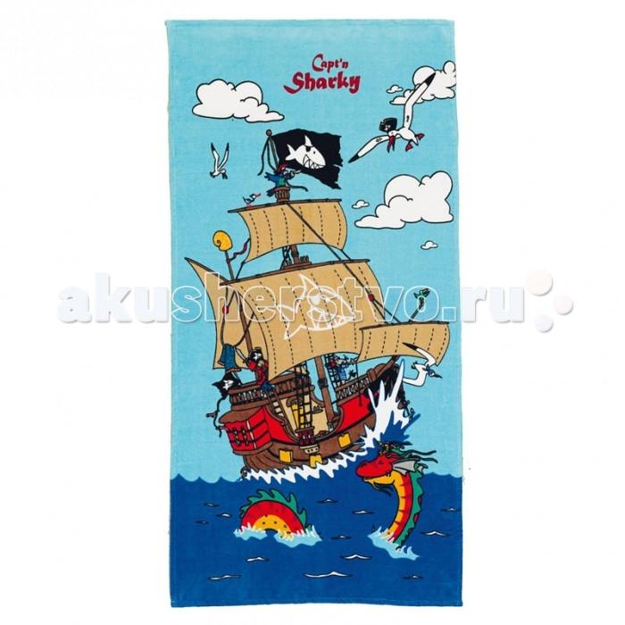 Spiegelburg Полотенце банное Captn Sharky 93941Полотенце банное Captn Sharky 93941Spiegelburg Полотенце банное Captn Sharky.   Полотенце банное Captn Sharky – это отличное полотенце для всех любителей пиратов и морских путешествий. Выполненное в синем цвете с ярким логотипом серии Капитан Шарки оно обязательно придется по вкусу всем неравнодушным к морю!  Полотенце сделано на 100% из качественного хлопка, благодаря чему очень мягкое, приятное на ощупь и отлично впитывает воду. Дети будут пользоваться им с удовольствием!<br>