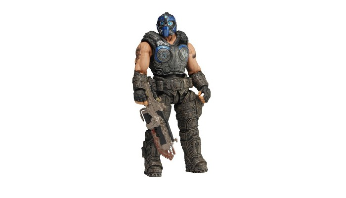 Neca Фигурка Gears of War 3 3/4 Series 1 Clayton Carmine