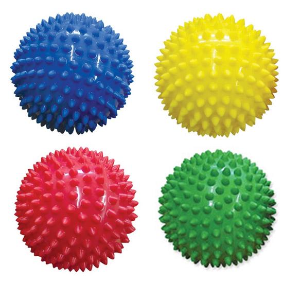 Edushape Набор из 4 массажных мячей