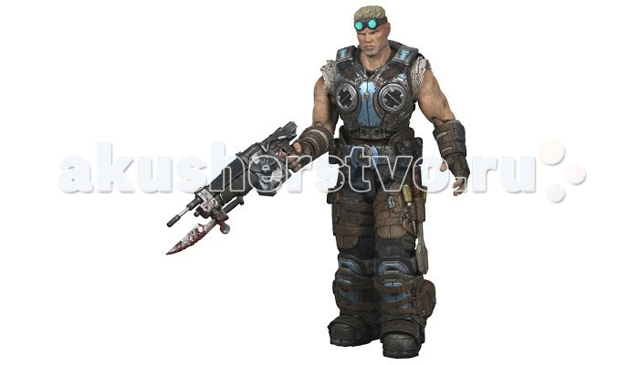 Neca ������� Gears of War 3: Series 2 Baird 7