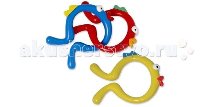 Развивающие игрушки Edushape Цепочка рыбки