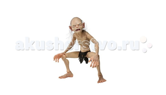 Neca ������� Lord Of The Rings (��������� �����) 12 ������ 1/4 Scale Figure Gollum