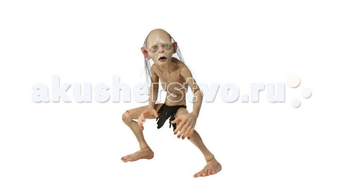 Neca ������� Lord Of The Rings (��������� �����) 12 ������ 1/4 Scale Figure Smeagol