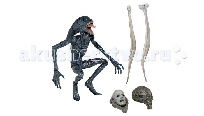 Neca ������� Prometheus (��������) 7 ������ Series 2 Deacon Deluxe