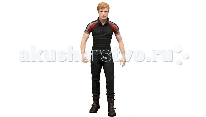 Neca ������� The Hunger Games (�������� ����) Series 2 Peeta In Training Outfit 7 ������