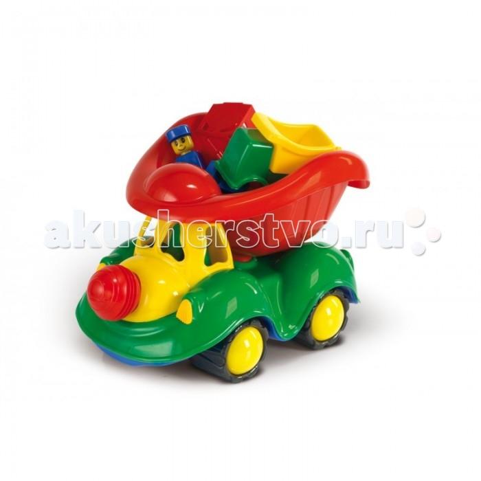 Hemar Авто PAJACYK с конструкторомАвто PAJACYK с конструкторомАвто PAJACYK с конструктором  своими формами напоминает клоуна и обязательно привлечет внимание ребенка.  Забавная машинка, не имеющая острых углов, способных при неосторожном обращении нанести травму ребенку, изготовлена из экологичного пластика, безопасного для здоровья. Яркие, сочетающиеся между собой цвета машинки и входящего в набор конструктора способствуют развитию цветовосприятия ребенка, а в процессе игры с ними развивается моторика, координация движений и воображение.<br>