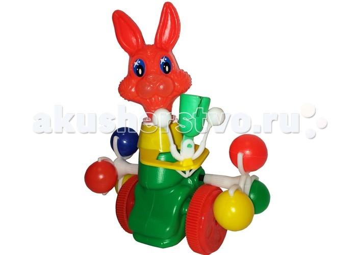 Каталка-игрушка Rabbit Заяц со звонком