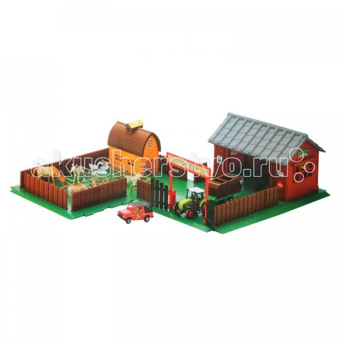 Pioneer Toys Игровой набор Farm Kit Трактор (прицеп,ферма,машина) PT421Игровой набор Farm Kit Трактор (прицеп,ферма,машина) PT421Pioneer Toys Игровой набор Farm Kit Трактор (прицеп,ферма,машина) PT421. Трактор с прицепом – займет достойное место в арсенале автомобилей юного строителя. Игрушечный трактор с прицепом познакомит ребенка с выполненным образцом сельскохозяйственной техники.  Трактор самый важный транспорт в специальной технике, без него не возможно представить игру со строительным сюжетом: перевезти песок, собрать камни в песочнице или на полянке.<br>