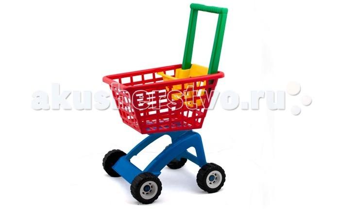 ERS Тележка для супермаркетаТележка для супермаркетаERS Тележка для супермаркета предназначена для игровых целей внутри помещения и на открытом воздухе.   Материал: высококачественная пластмасса.<br>