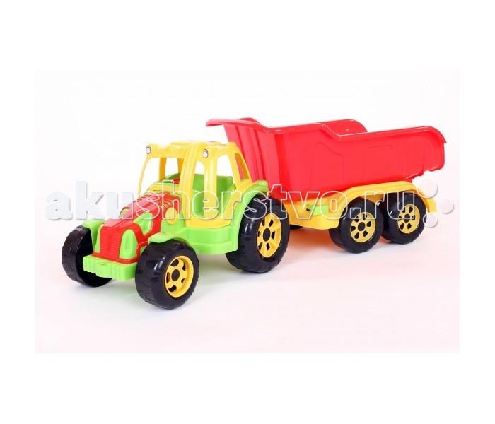 FCH Трактор Raider-Мax с прицепомТрактор Raider-Мax с прицепомFCH Трактор Raider-Мax с прицепом подарит массу радости и удовольствия Вашему ребёнку.  Любая современная игрушка — это больше, чем просто способ увлечь малыша. С их помощью дети познают окружающий мир, осваивают социальные роли, привыкают к ответственности, а занятия и их развитие будут проходить ярче и интереснее.   Игрушка сделана из яркого разноцветного пластика и понравиться любому малышу.<br>