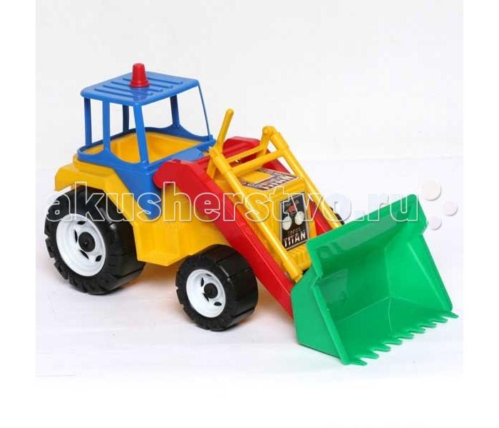 FCH Трактор Титан-Terex с 1 ковшомТрактор Титан-Terex с 1 ковшомFCH Трактор Титан-Terex с 1 ковшом подарит массу радости и удовольствия Вашему ребёнку.  Любая современная игрушка — это больше, чем просто способ увлечь малыша. С их помощью дети познают окружающий мир, осваивают социальные роли, привыкают к ответственности, а занятия и их развитие будут проходить ярче и интереснее.   Игрушка сделана из яркого разноцветного пластика и понравиться любому малышу.<br>