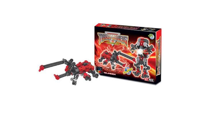 Конструктор Dragon Toys Страйп Трансформер-жук JH6904 (57 элементов)Toys Страйп Трансформер-жук JH6904 (57 элементов)Конструктор Dragon Toys Страйп Трансформер-жук JH6904 (57 элементов). Конструктор - отличная игрушка для детей любого возраста. Он учит быть усидчивым и концентрироваться на достижение цели, развивает пространственное и логическое мышление, дает ребенку возможность анализировать и проявить творческий подход.  Состоит из 57 деталей.<br>
