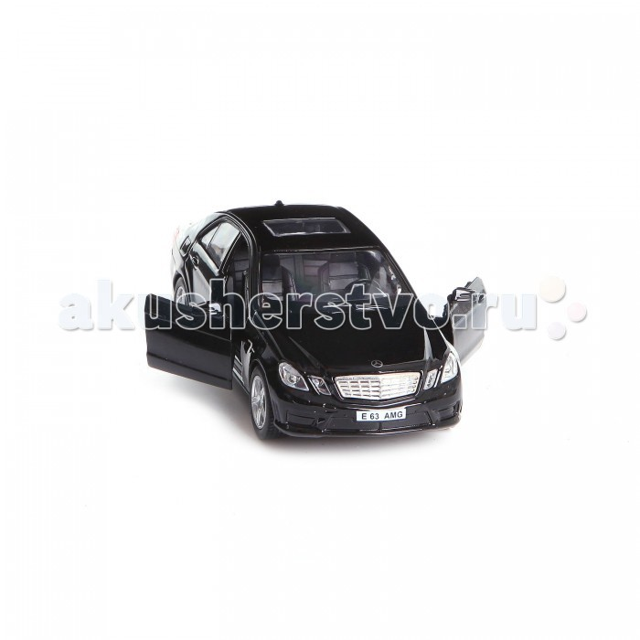 RMZ City Металлическая модель М1:32 Mercedes Benz E63 AMG 544999