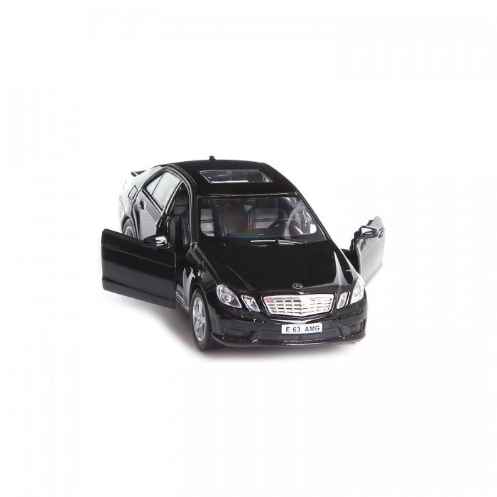 RMZ City Металлическая инерционная модель М1:32 Mercedes Benz E63 AMG 554999