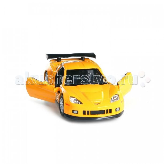 RMZ City Металлическая инерционная модель М1:32 Chevrolet Corvette C6.R 554003Металлическая инерционная модель М1:32 Chevrolet Corvette C6.R 554003RMZ City Металлическая инерционная модель М1:32 Chevrolet Corvette C6.R арт.554003. Металлическая модель машинки RMZ CITY - это коллекционная машина, которая является миниатюрной копией оригинального автомобиля именитых мировых брендов. Эти машины отличаются реалистичностью и красотой исполнения.   Ребенок увидит в такой машинке увлекательную и серьёзную игрушку, которая вызовет невероятный всплеск положительных эмоций.<br>