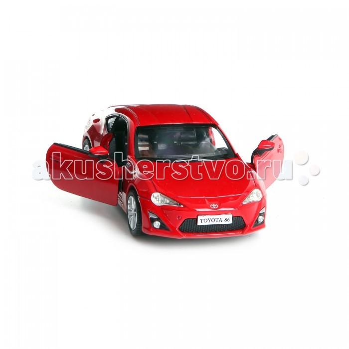 RMZ City Металлическая инерционная модель М1:32 Toyota 86 554020Металлическая инерционная модель М1:32 Toyota 86 554020RMZ City Металлическая инерционная модель М1:32 Toyota 86 арт.554020. Металлическая модель машинки RMZ CITY - это коллекционная машина, которая является миниатюрной копией оригинального автомобиля именитых мировых брендов. Эти машины отличаются реалистичностью и красотой исполнения.   Ребенок увидит в такой машинке увлекательную и серьёзную игрушку, которая вызовет невероятный всплеск положительных эмоций.<br>