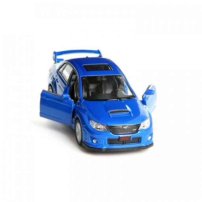 RMZ City Металлическая инерционная модель М1:32 Subaru WRX STI, 554009Металлическая инерционная модель М1:32 Subaru WRX STI, 554009RMZ City Металлическая инерционная модель М1:32 Subaru WRX STI, арт.554009. Металлическая модель машинки RMZ CITY - это коллекционная машина, которая является миниатюрной копией оригинального автомобиля именитых мировых брендов. Эти машины отличаются реалистичностью и красотой исполнения.   Ребенок увидит в такой машинке увлекательную и серьёзную игрушку, которая вызовет невероятный всплеск положительных эмоций.<br>