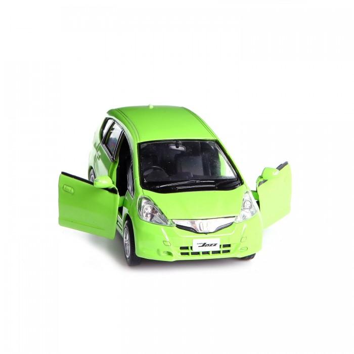 RMZ City Металлическая инерционная модель М1:32 Honda Fit 554012
