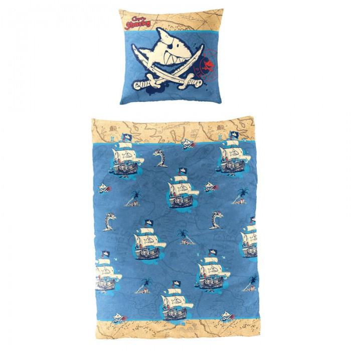 Постельное белье Spiegelburg Capt'n Sharky 90101