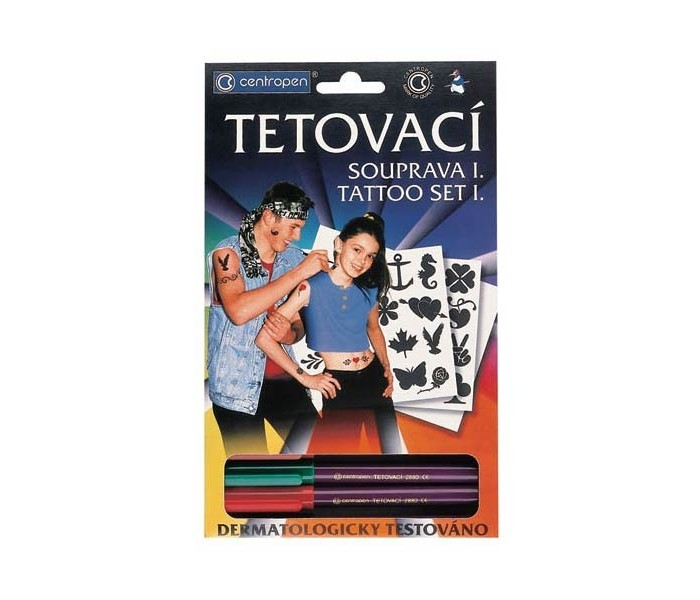 ���������� Centropen ����� Tattoo ��� �������� ����������