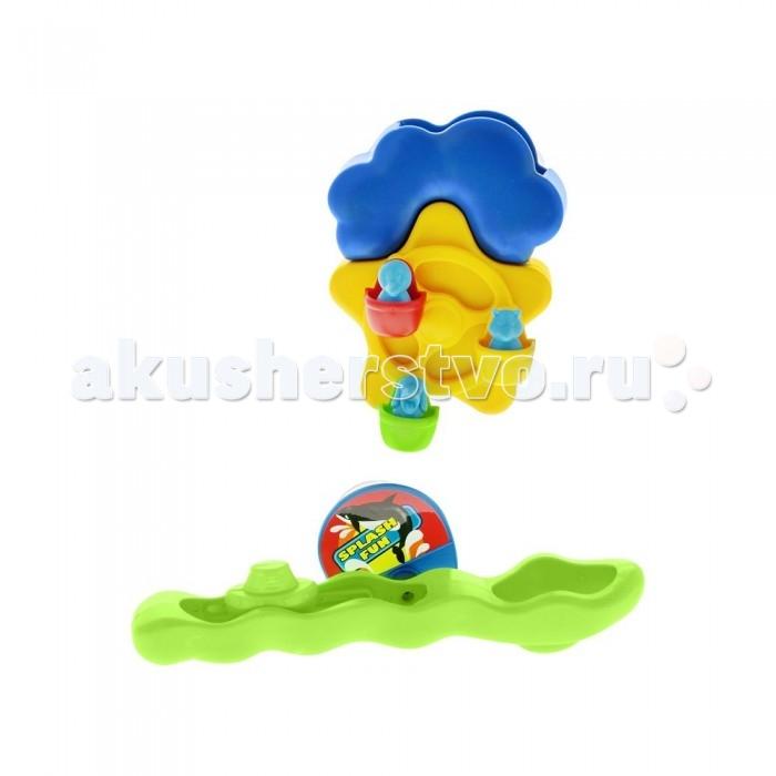 Жирафики Игрушка для ванной КаруселькаИгрушка для ванной КаруселькаЖирафики Игрушка для ванной Каруселька поможет сделать процесс купания для ребенка веселым и увлекательным.  Особенности: С игрушечным набором Каруселька ребенок будет хотеть купаться снова и снова, лишь бы побыстрее поиграть в ванне с игрушками.  Игрушка на присосках, поэтому ее можно закрепить к стенке ванной или к стене. Затем, если лить сверху воду, карусель начнет вращаться.  На этом крутящемся колесе три фигурки маленьких животных, которые тоже принимают участие в веселой игре.<br>