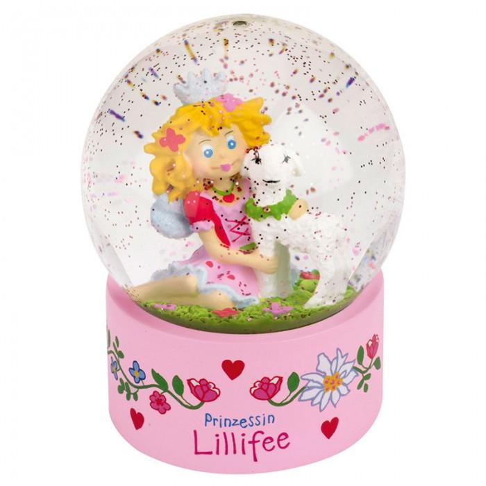 Развивающая игрушка Spiegelburg Сказочный шар Prinzessin LillifeeСказочный шар Prinzessin LillifeeSpiegelburg Сказочный шар Prinzessin Lillifee.  Сказочный шар Prinzessin Lillifee из стекла на подставке. Если его потрясти, то в миг он наполнится яркими разноцветными блестками. Одним словом – волшебство!<br>