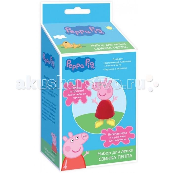 Peppa Pig Набор для лепки 28651 Свинка Пеппа