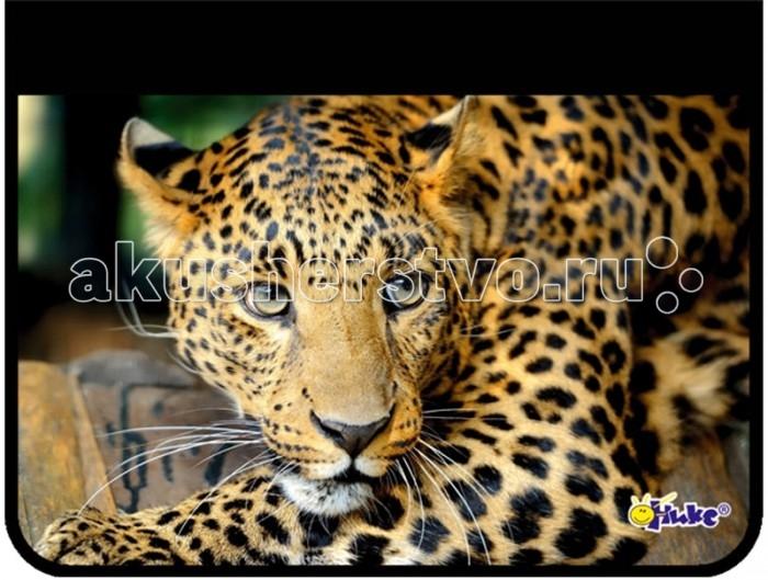 Оникс Папка для труда Леопард А4