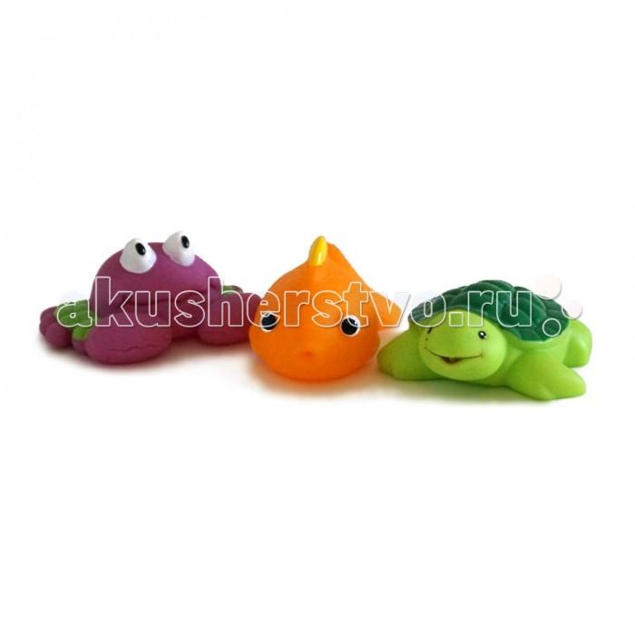 Жирафики Набор игрушек для ванны Морской мир