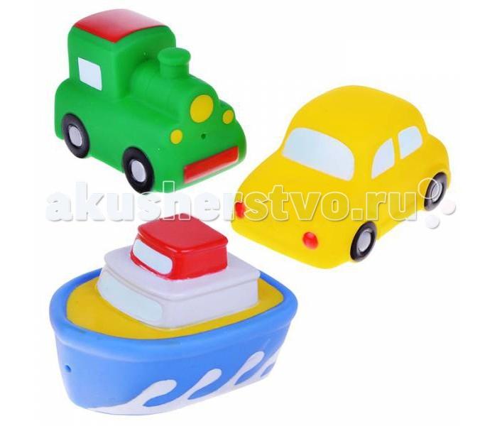 Жирафики Набор игрушек для ванны Путешествие
