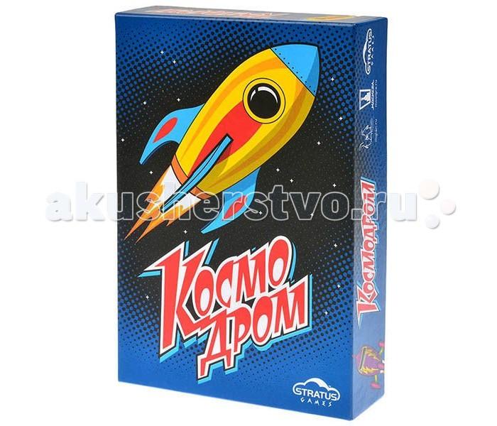 Magellan Настольная игра КосмодромНастольная игра КосмодромMagellan Настольная игра Космодром MAG05880  В этой игре вам нужно построить ракету, собирая её из частей. Настолка «Космодром» поможет развить внимательность, системное мышление и волю к победе, а это в любом случае приведёт к успеху и подарит уйму удовольствия в процессе.  Научная площадка для каждого  Все игроки формируют перед собой игровое пространство, состоящее из трёх отделений:  Сборочный цех, Испытательный стенд, Стартовый стол. От цеха к старту будет продвигаться результат вашей работы. В цехе вы собираете ракеты из составляющих — металла и топлива. Затем они поднимаются на испытания, и если всё пройдёт успешно и ничто не помешает процессу, готовая ракета попадёт на стартовый стол и принесёт немало очков. Каждый ход — перемещение карт вверх.  Космодром  Всё как в жизни  Для каждого этапа необходим специалист определённого профиля, без него у вас ракета дальше цеха не пройдёт. Каждый тип ракеты тоже требует разных ресурсов. Вам могут попасться карты действий, позволяющие совершить дополнительные манипуляции, вплоть до диверсий на площадках ваших конкурентов. Карты преимуществ помогают защитить наработки или просто дают дополнительные очки в конце игры. Тут есть, в чём покопаться!<br>